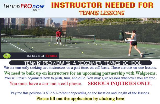 Bel Air Maryland tennis School